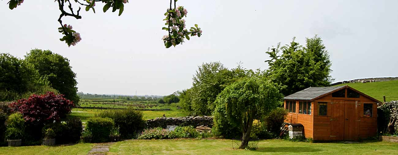 View from South Lakes Holiday Cottages